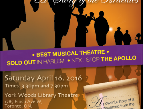 The Journey Musical – Toronto April 16th
